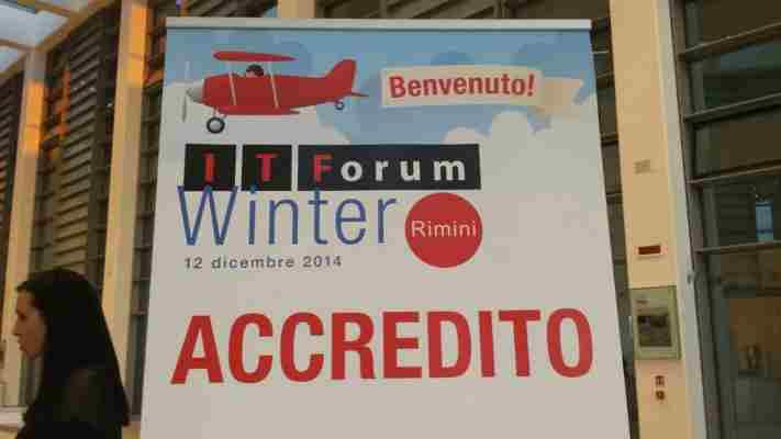 ITForum Winter per la prima volta a Milano