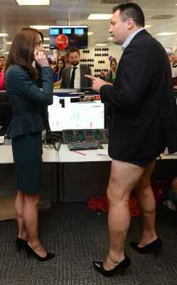 Kate Middleton al 23° Charity Day