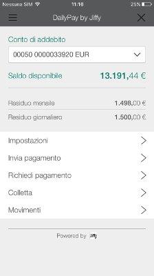 DailyPay, il nuovo servizio di pagamento di BPM e Webank